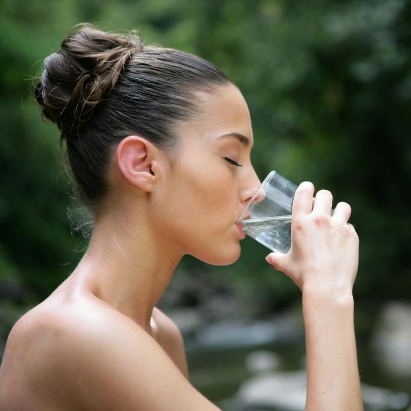 Beba Água Regularmente
