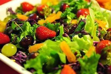 Almoço saudável